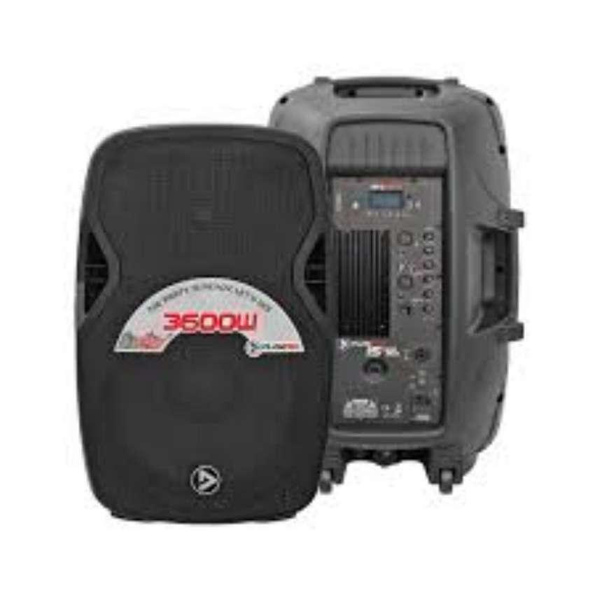 Cabina 15 Pg, Bluetooth 3600 W Potencia 0