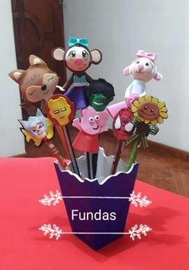 Regalos : Lapiceros  Y Fundas