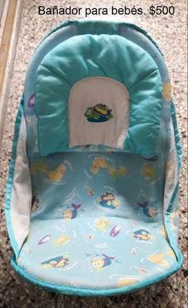 silla bañadora para bebés pequeño