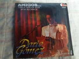 Vinilo Dario Gomez