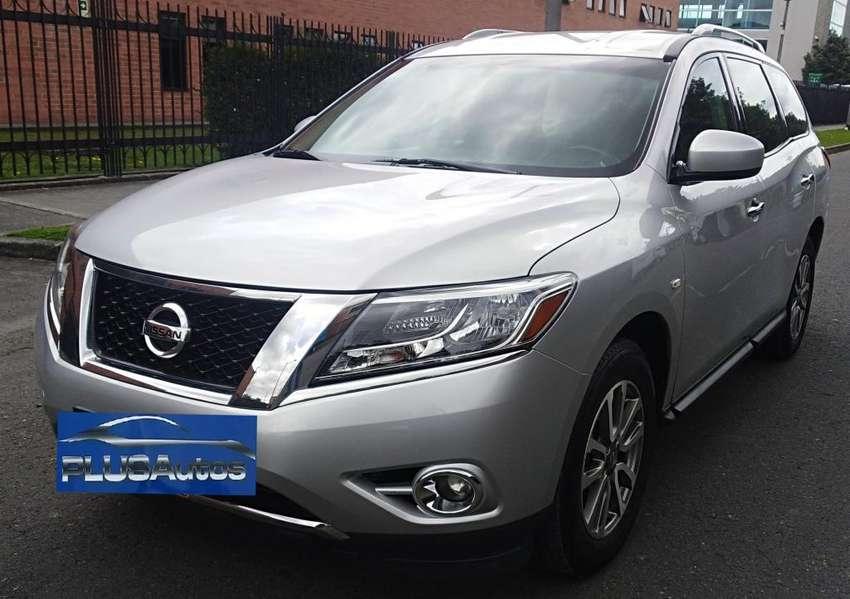 Nissan New Pathfinder 4wd Sense 3.5tls Aut Cvt 0
