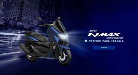 YAMAHA SCOOTER N MAX CONNETED