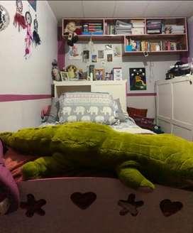 Vendo cama camarote de niña. Hasta para 3 camas