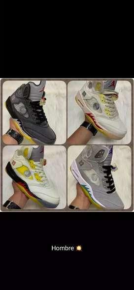 Tenis en bota Nike Jordan 23 caballero