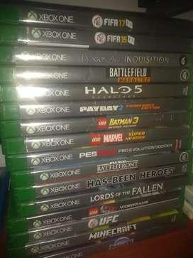 Juegos Xbox , Xbox 360 y Xbox one desde 15mil