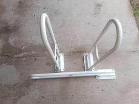 Barrales agarraderas reforzadas para baño discapacitados (3)