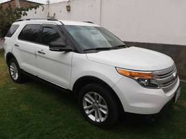 Ford explorer impecable 2013