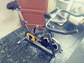 Bicicleta spinning Everlast
