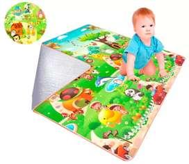 Tapete alfombra infantil para gatear