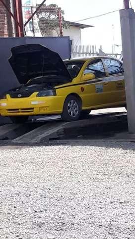 Chofer profecional para taxi responsable