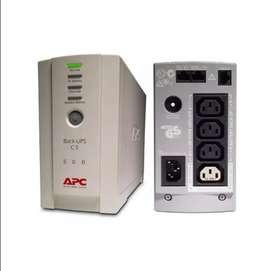 Ups Apc 500v. sin Bateria