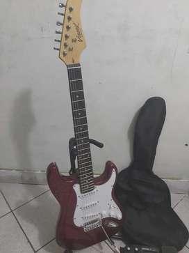Guitarra eléctrica y efectos