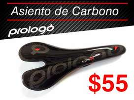 Asiento de Carbono bike