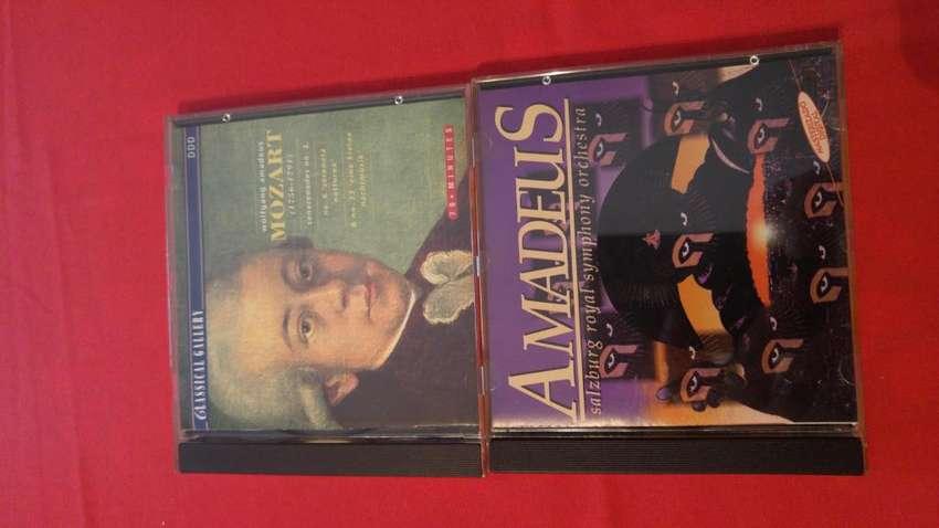 2 Cd Amadeus Banda Sonora Original De La Película 1993 y 1992 Mozart 17561791 0