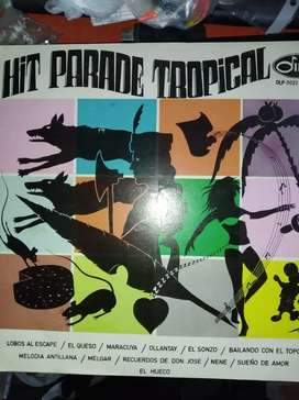 Lp Hit Parade Tropical