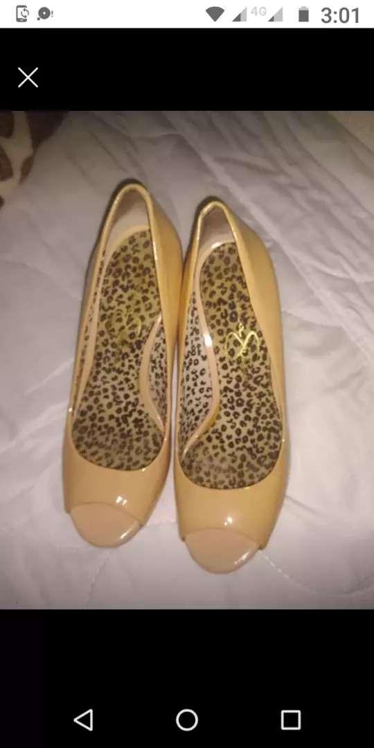 Bolso byb y zapatos 36 0