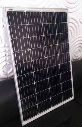 Panel solar 100 W monocristalino