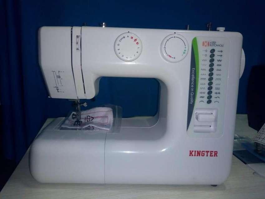 maquina de coser kingter 0