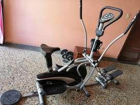 Elíptica combo sport fitness PRO