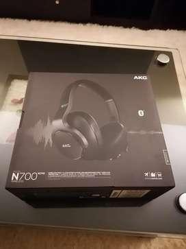 Audífonos AKG N700ncm2 NUEVO - caja sellada