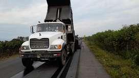Mack Granite 2007 motor E7, 500 mil km, perfectas condiciones