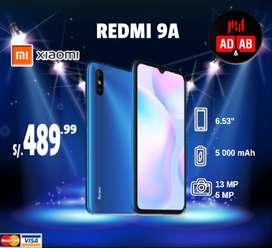 Xiaomi Redmi 9A 2 GB / 32 GB