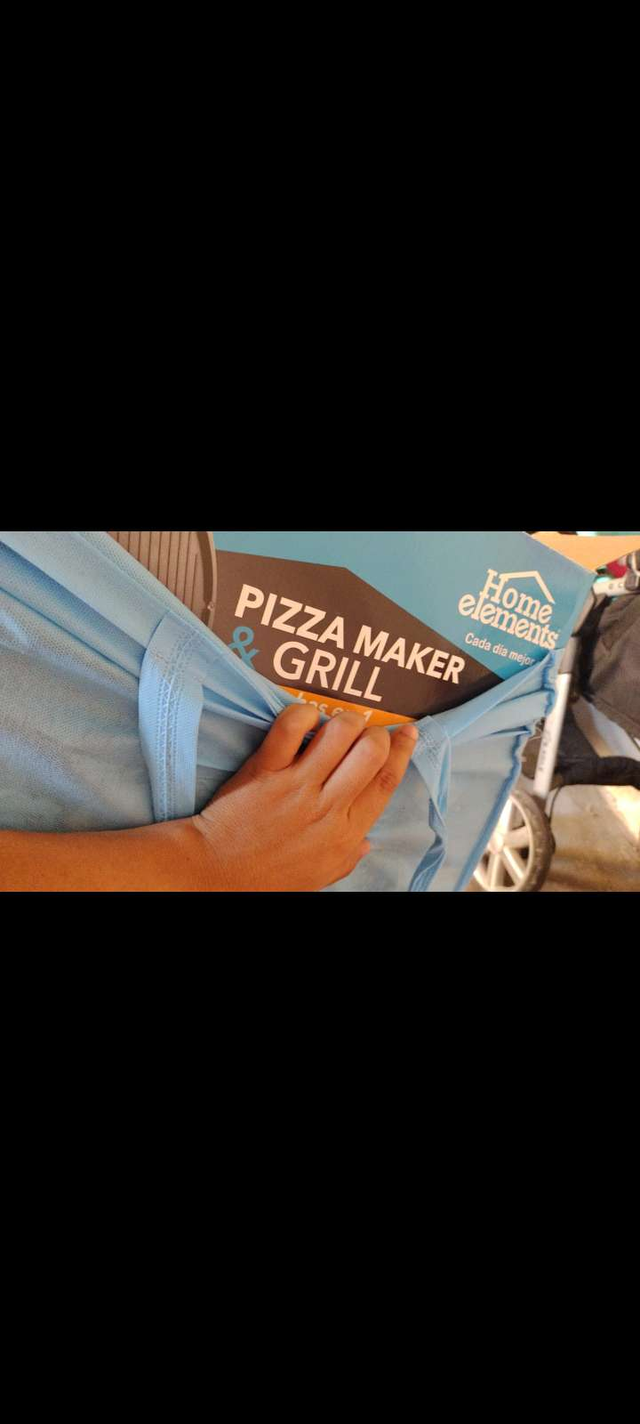 Pizza Marker