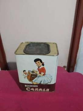 Caja Canale antigua