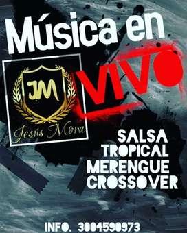 Show musical hombre orquesta