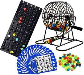 Regal Games Deluxe Juego de Bingo