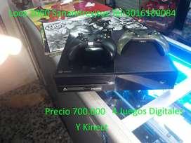 Xbox One Negra