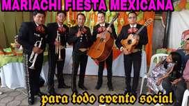 Serenata inolvidable con mariachis en Quito norte sur valles