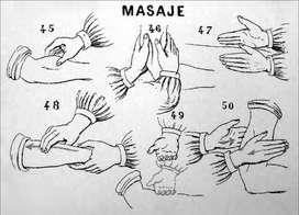 CURSO DE MASOTERAPIA - MASAJE GERONTOLOGICO