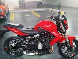 Moto Italiana BN300