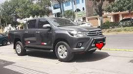 Toyota hilux 2018 SRV 4x4