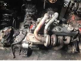 MOTOR 6D14 FUSO 2AT