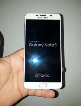 Samsung galaxy note 5.