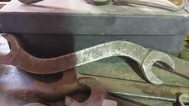 Vendo llave combinada curva Antigua