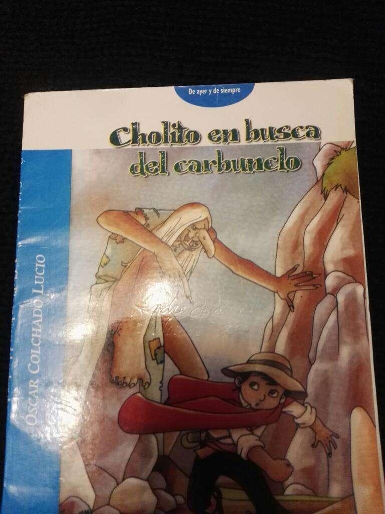 Plan Lector Cholito en Busca Del Carbunc 0