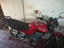 Moto corven