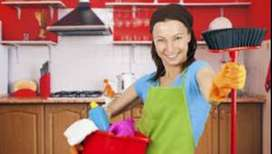 me ofrezco como empleada domestica y niñera !