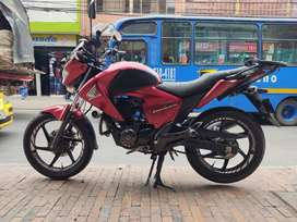 Moto Honda negociable