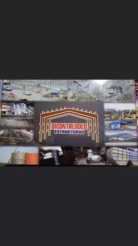Fabricacion y montaje de estructuras metalicas