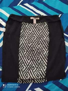 Falda talla M