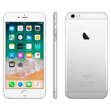 Celular Iphone 6s 32gb Silver 0