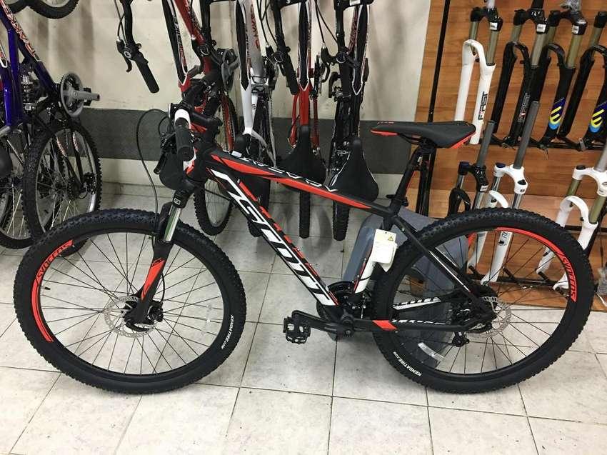 Bicicleta Scott 0