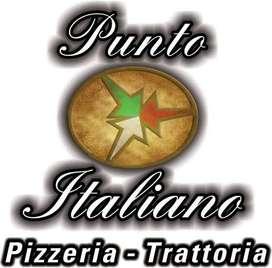 Busco pizzero con experiencia.
