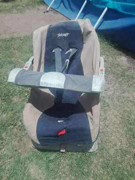 Vendo silla de bebe excelente estado