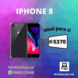 Iphone 8 open box