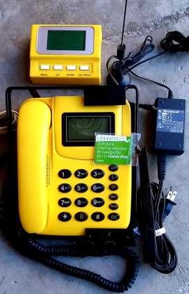 Monocabina Telcom Mc 500 con chic cabinero y Reja